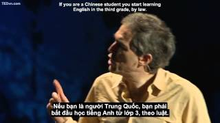 [ TED ] Jay Walker  - A mania for learning Engliish of the world