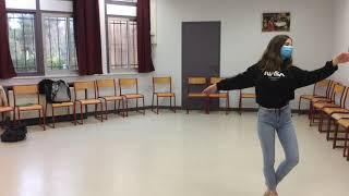 Répétition et enregistrement. Option chant et musique du Collège Daniel Castaing  Le Mas d'agenais.