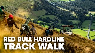 Track Walk Talk | Gee Atherton and Rob Warner Look at the 2019 Red Bull Hardline Course