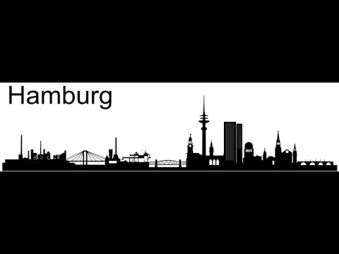 STATES OF GERMANY / #6 HAMBURG ( WYW )