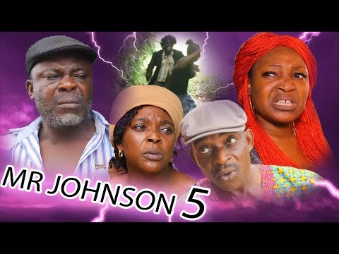 Mr Johnson [Season 5] - Benin Comedy Movies ||  Nollywood Comedy Movies 2018
