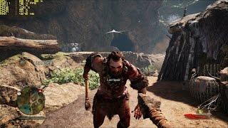 Far Cry Primal GTX 950 Gameplay FPS Test