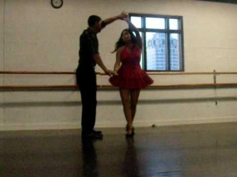Merengue Dance Final: Suavemente