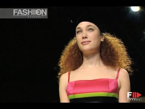 GIORGIO ARMANI Fall Winter 1996 1997 Milan – Fashion Channel
