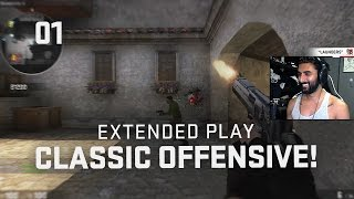 Counter-Strike: Classic Offensive Gameplay #1 [EXTENDED PLAY]