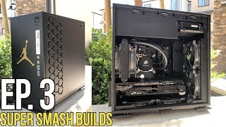 SUPER SMASH BUILDS EP. 3 - Real Gaming PCs by Real People!