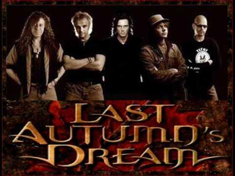 Last Autumn's Dream - Blink Of The Eye