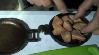 Monkey Bread Dessert In Rome Pudgy Pie Iron