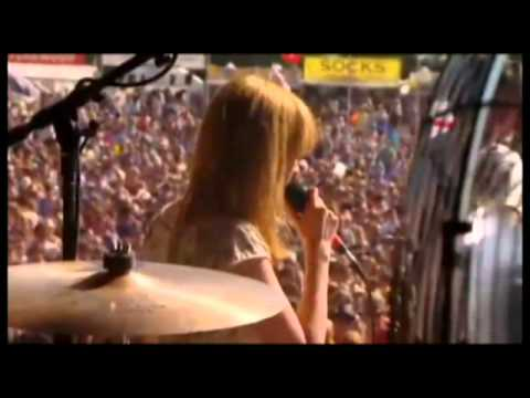 Bombay Bicycle Club - Lights out, Words gone - GLASTONBURY 2011