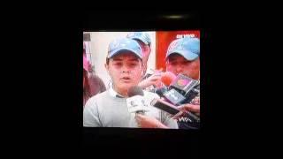 Dirigente Juvenil acusa al Gobernador Arias y al Comandante de la Policía