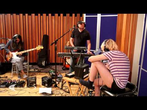Ariel Pink's Haunted Graffiti 10/31/2012 Morning Becomes Eclectic, KCRW Studios, Santa Monica, USA 7 music