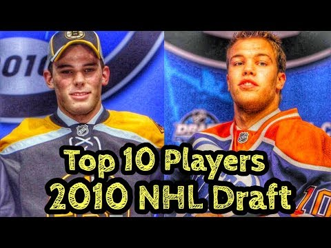 Top 10 Players From The 2010 NHL Draft