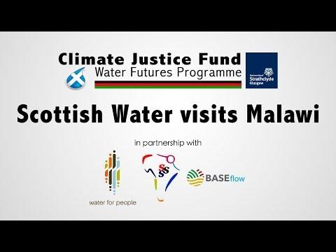 CJF: Scottish Water Visit To Malawi