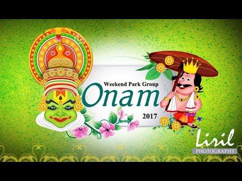 Weekend Park Group Onam Celebration Oman 2017