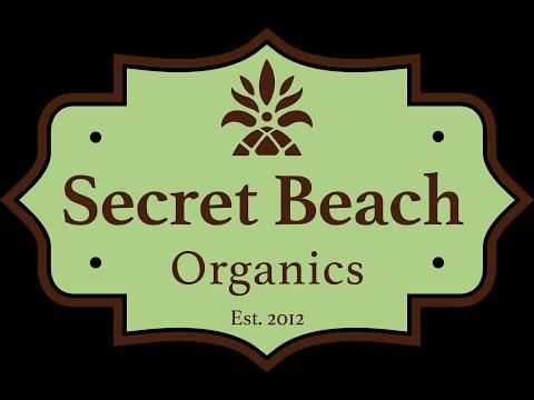 Secret Beach Organics Turmeric Tour Around The Farm.