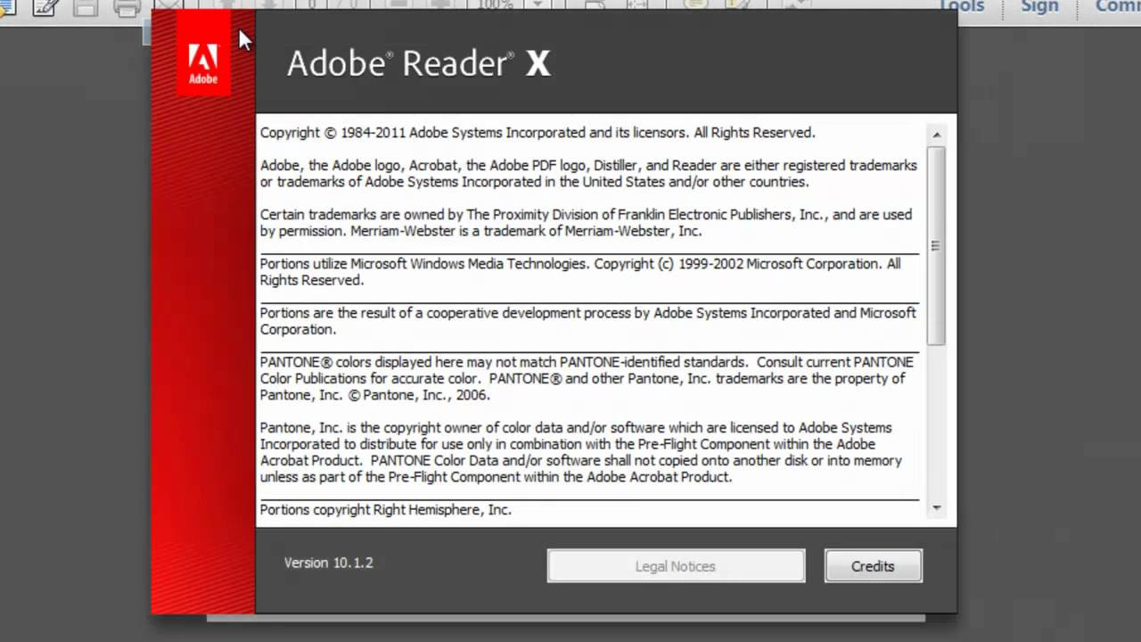 adobe reader x 10.1 2 free download