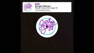 Boogie Filtered - Music Takes Me High (Disco Ball Mix)