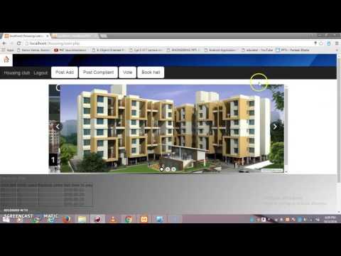 Housing Society Automation System