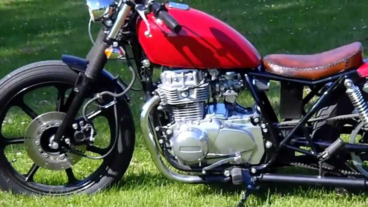 Kawasaki Ltd Bobber