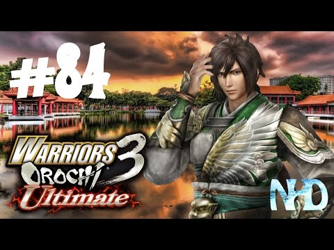 Let's Play Warriors Orochi 3 Ultimate (pt84) Chapter 5: The Chaos Revisited