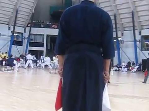 kendo 2014 Nikkei Games Women's Division: Random Match 1