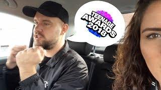 Bag om TEENAGE AWARDS 2018 med Anders Hemmingsen og jeg!