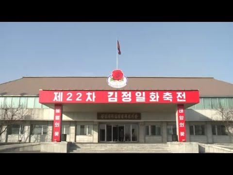 22nd Kimjongilia Festival Opens