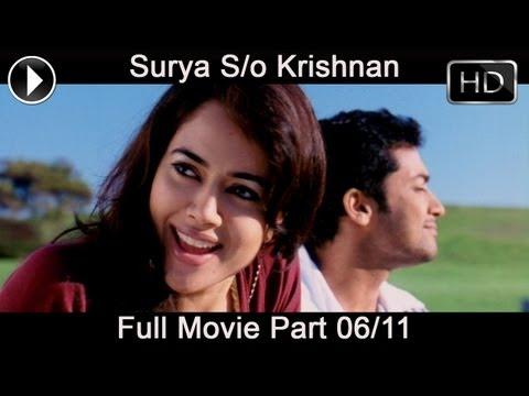 Surya Son of Krishnan Telugu Movie Part 06/11 || Suriya, Sameera Reddy, Simran, Ramya