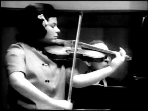 Jascha Heifetz - Masterclass 2 of 4