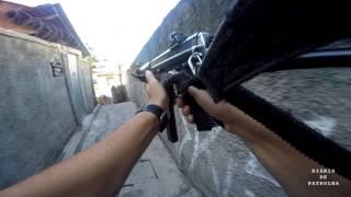 Autor de tráfico - Correu da polícia - DIÁRIO DE PATRULHA