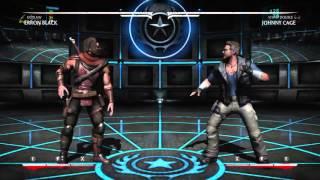 ERRON BLACK COMMAND GRAB ( Sand Trap ) GUIDE!!!- Mortal Kombat X