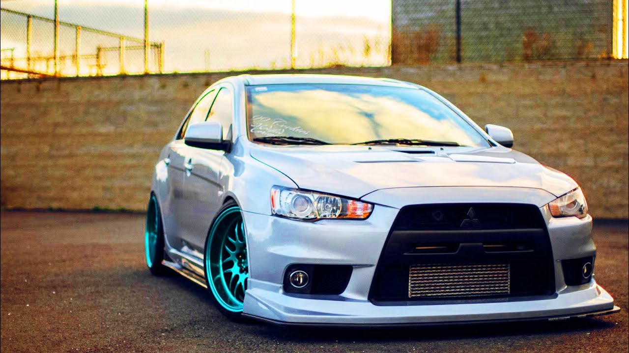 Ultimate Mitsubishi Lancer Evo Sound Compilation Youtube