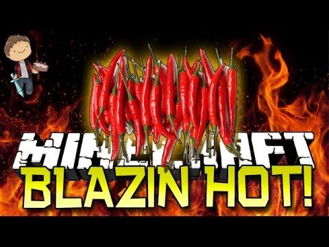 Minecraft: BLAZING HOT 1.8 PARKOUR RACE W/Bajan Canadian And JeromeASF