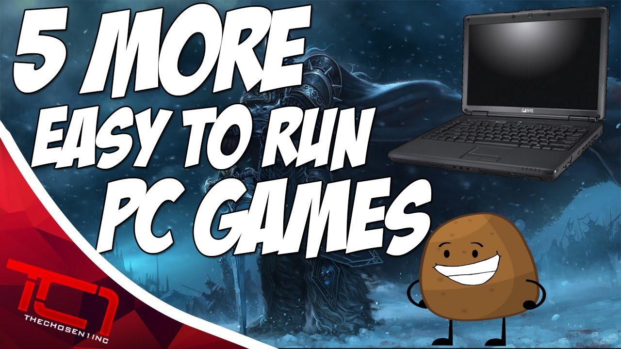 The Best Games for Your Low-Power PC or Laptop