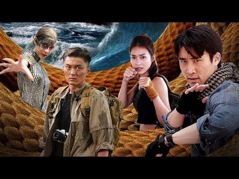 Sao nam TVB Dương Minh sang Việt Nam 'tham chiến' phim Tết 2020 với 'Bí mật đảo Linh Xà'