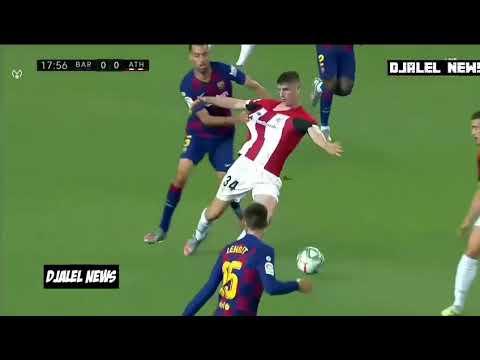 Barcelona Vs athletic Bilbao - YouTube