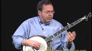 Tony Trischka Teaches Some Basic Banjo Rolls