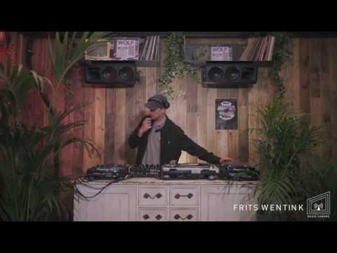 Radio Cabane . Frits Wentink . Dj Set . Brussels . 2019