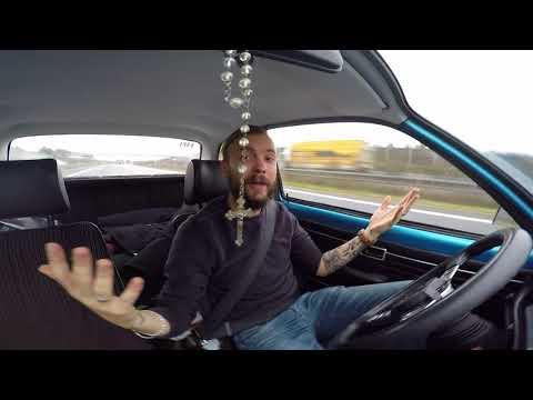 "Robbie Williams ""Love my life "" Kadatt C highway driving through Czech republic"