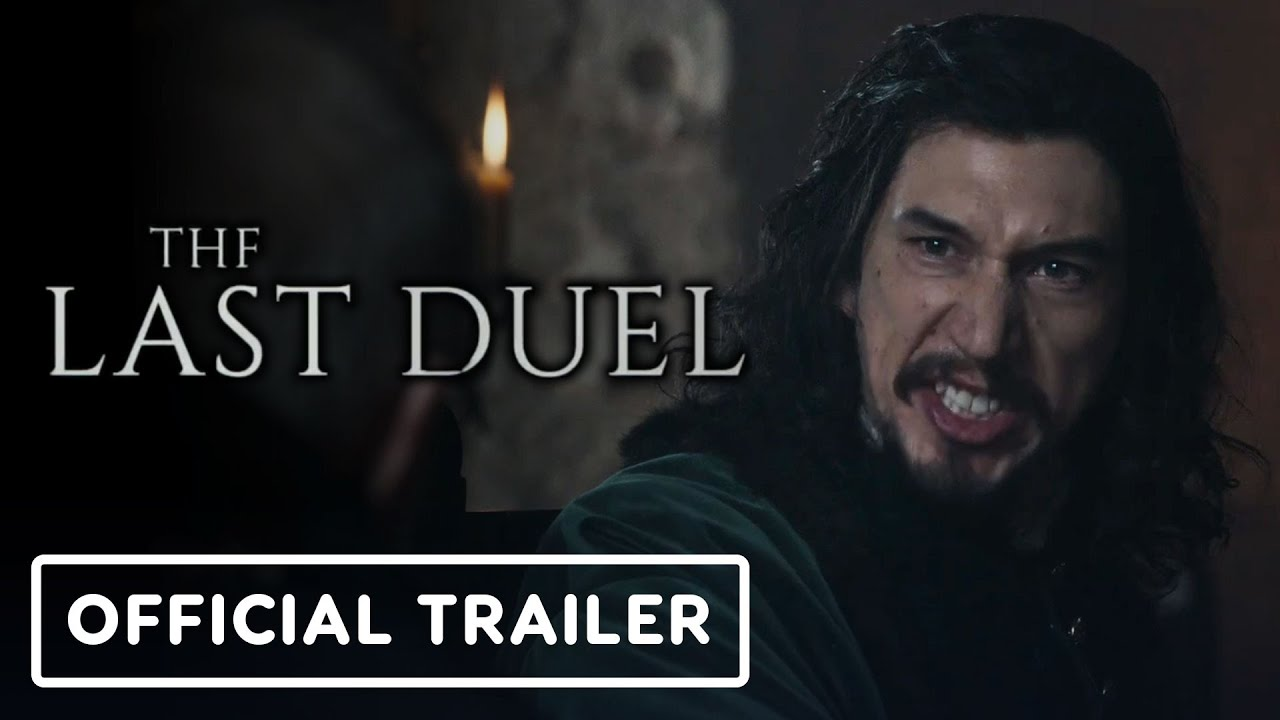 Watch the first trailer for Ridley Scott's 'The Last Duel'