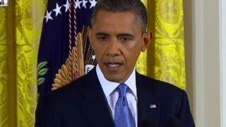 Obama comments on Petraeus scandal