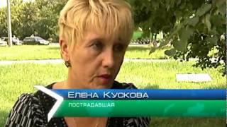 Харьковчанка заявляет, что ее избил милиционер(, 2011-08-03T00:25:44.000Z)