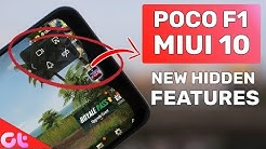 Miui for Poco Features | What's Different from Miui 9 ? | Hindi