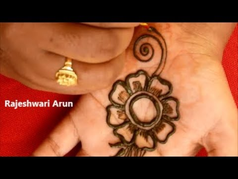 Simple Arabic Mehndi Designs For Hands 2019 For Beginners Easy