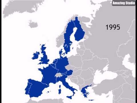 1957 2013 EU Enlargement