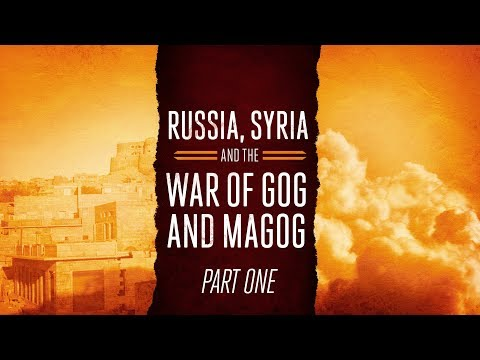 Unspeakable Joy - Russia, Syria, and the War of Gog & Magog, Part 1 - April 22, 2018