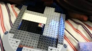 Lego Homemade Hockey Table.