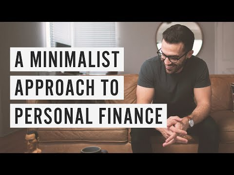 A Minimalist Approach to Personal Finance