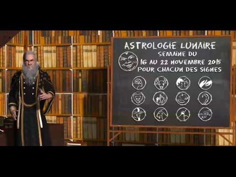 astrologie lunaire chacun des signes 16 novembre au 22 novembre 2015 youtube. Black Bedroom Furniture Sets. Home Design Ideas