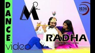 Radha – Jab Harry Met Sejal   Dance Cover   Shah Rukh Khan   Anushka Sharma    Latest Hit 2